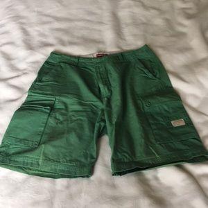 Chaps cargo shorts